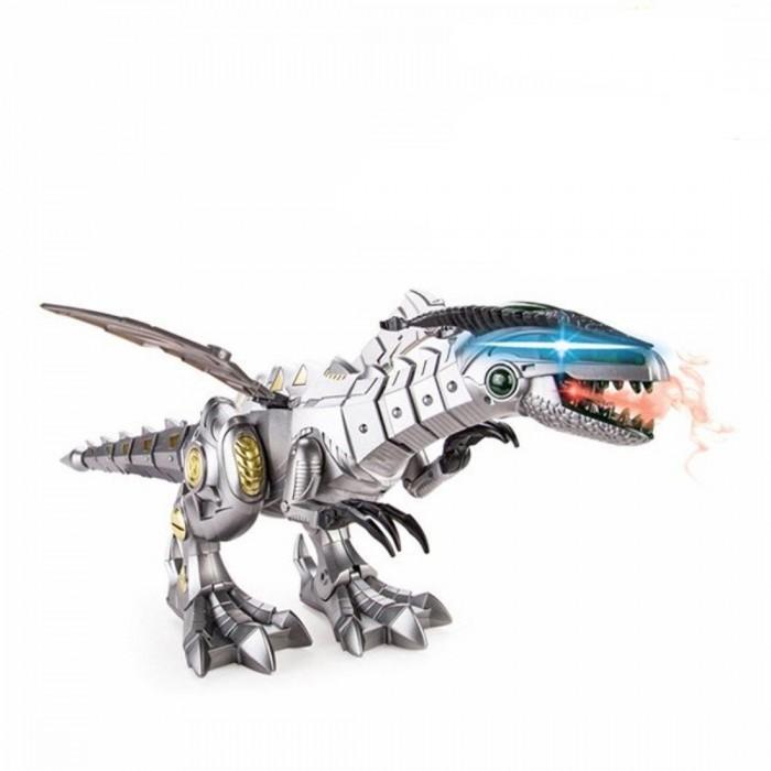 Картинка для Электронные игрушки Наша Игрушка Динозавр электронный 200595755