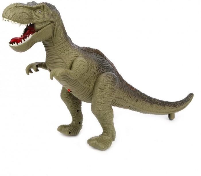 Картинка для Электронные игрушки Наша Игрушка Динозавр электронный 7543