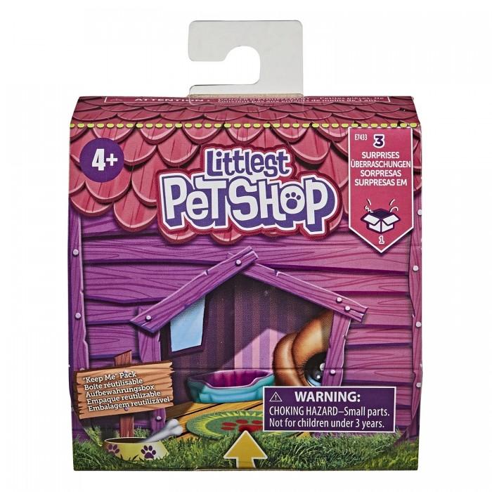 Littlest Pet Shop Набор игровой Уютный домик для петов