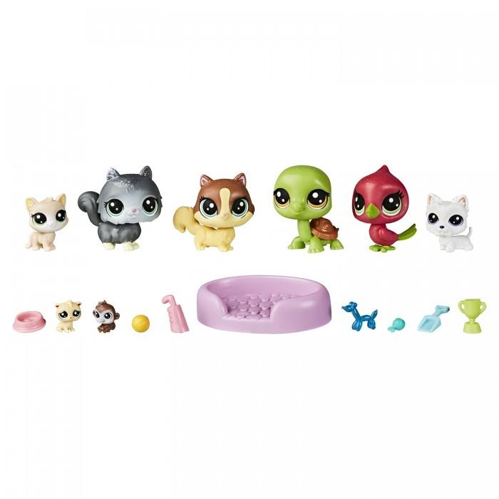 Littlest Pet Shop Набор игровой Большой магазин петов