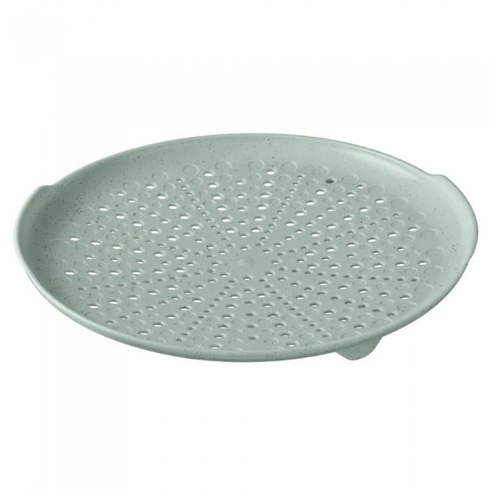 Картинка для Посуда и инвентарь Phibo Сушилка-поддон универсальная круглая