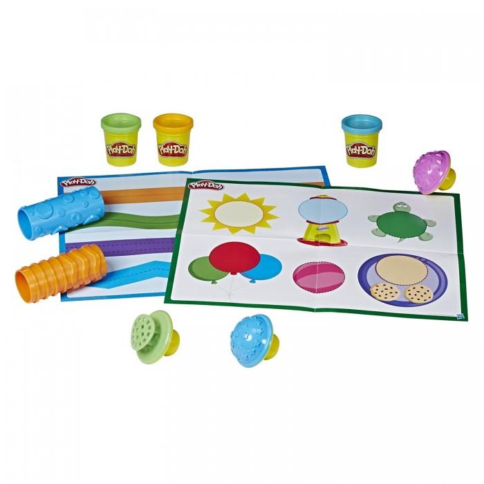 Play-Doh Набор Текстуры и Инструменты