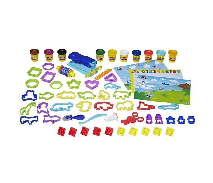 Картинка для Пластилин Play-Doh Игровой набор для обучения дошкольников