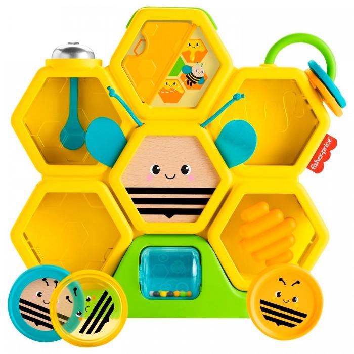 Развивающая игрушка Fisher Price Набор Пирамидка и Сортер