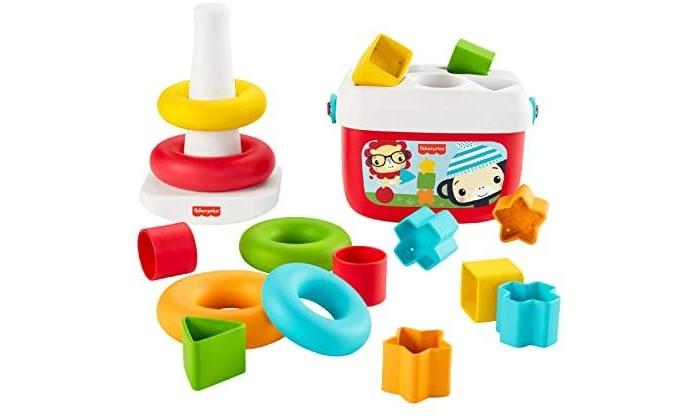 Развивающая игрушка Fisher Price Игровой набор с животными