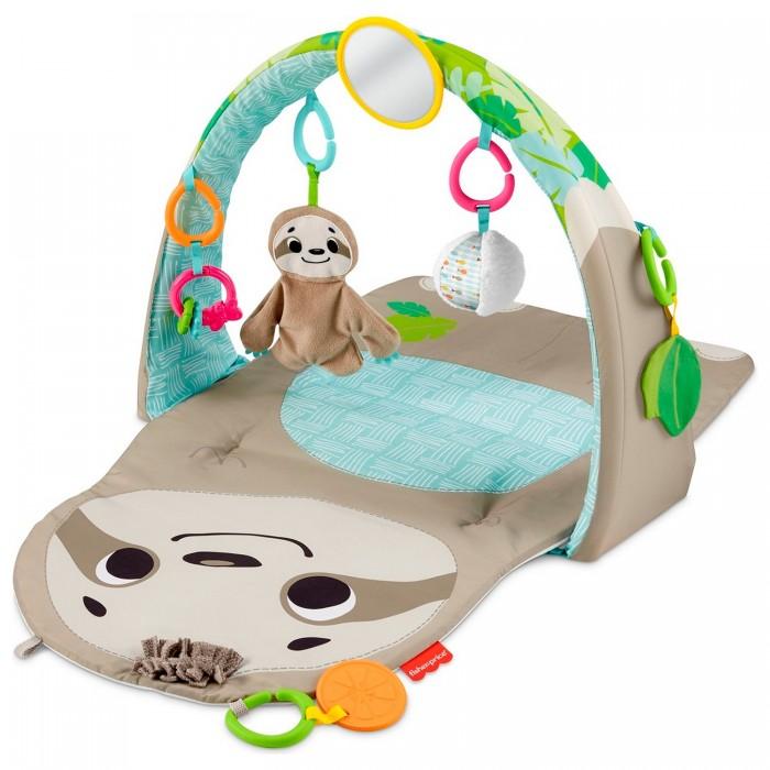 Купить Развивающие коврики, Развивающий коврик Fisher Price Ленивец