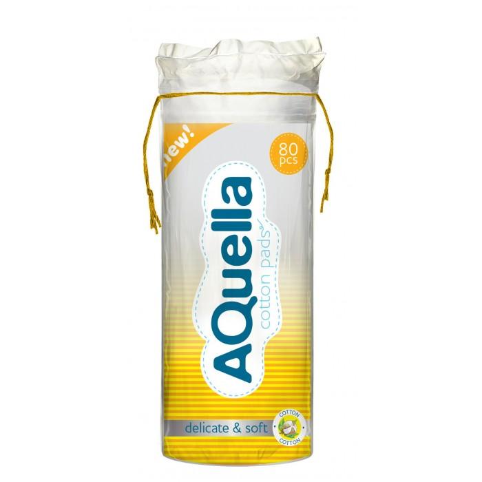Гигиена для мамы Aquella Ватные диски 80 шт.