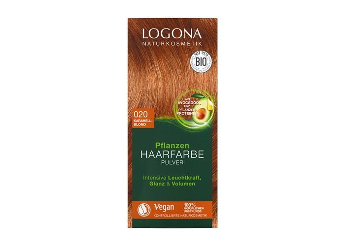 Logona Маска для интенсивного восстановления волос с био-облепихой