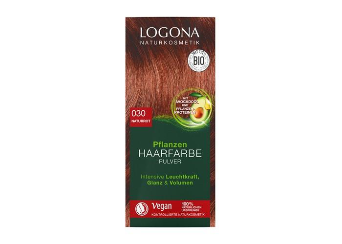 Logona Растительная краска для волос 020 Карамельный блонд