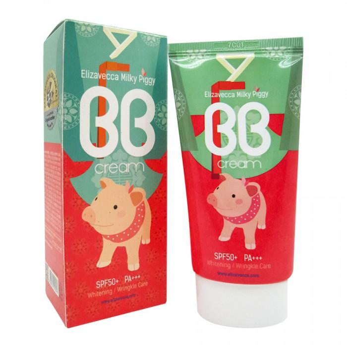 Elizavecca Milky Piggy BB крем для лица SPF50+ PA+++ 50 мл