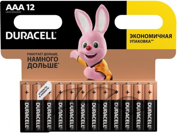 Duracell Батарейка алкалиновая Basic AA (LR06) 18 шт.