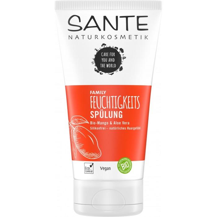 Sante Family Увлажняющий кондиционер для волос с био-манго и алоэ