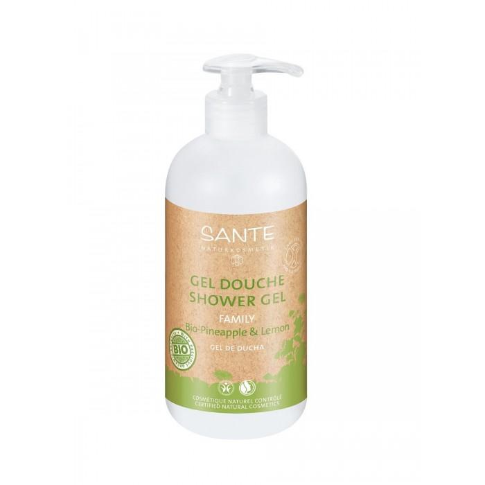 Sante Family Шампунь для чувствительной кожи с био-алоэ и бисабололом 950 мл