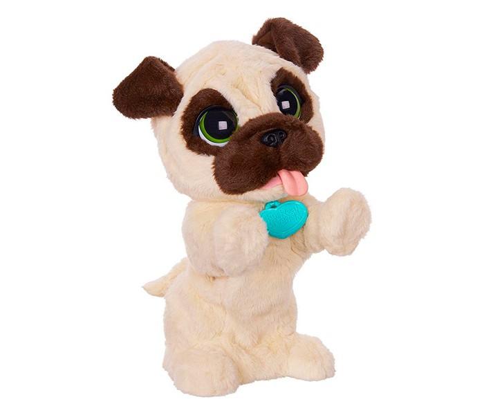 Интерактивная игрушка FurRealFriends Hasbro Игривый щенокHasbro Игривый щенокИнтерактивная игрушка FurRealFriends Hasbro Игривый щенок. Игривый щенок Furreal Friends действительно похож на настоящего! Он очень милый, у него большие глазки, мягкая шерстка, он любит играть и может двигаться, издавать различные звуки. Если ваш ребенок мечтает о собаке, интерактивный щенок станет отличным выбором - ухаживая за ним, ребенок научится ответственности, вниманию к питомцу и заботе.  Щенок ДжейДжей может выполнять множество функций. Он урчит и весело лает, приглашая Вас поиграть с ним! Щенок будет вставать на задние лапки и прыгать, если показать ему лакомство или почесать его.   Дрессируйте своего собственного щенка, играйте с ним и не забывайте гладить и кормить - и он всегда будет веселым и довольным!   Для работы необходимо 4 AA батарейки.<br>