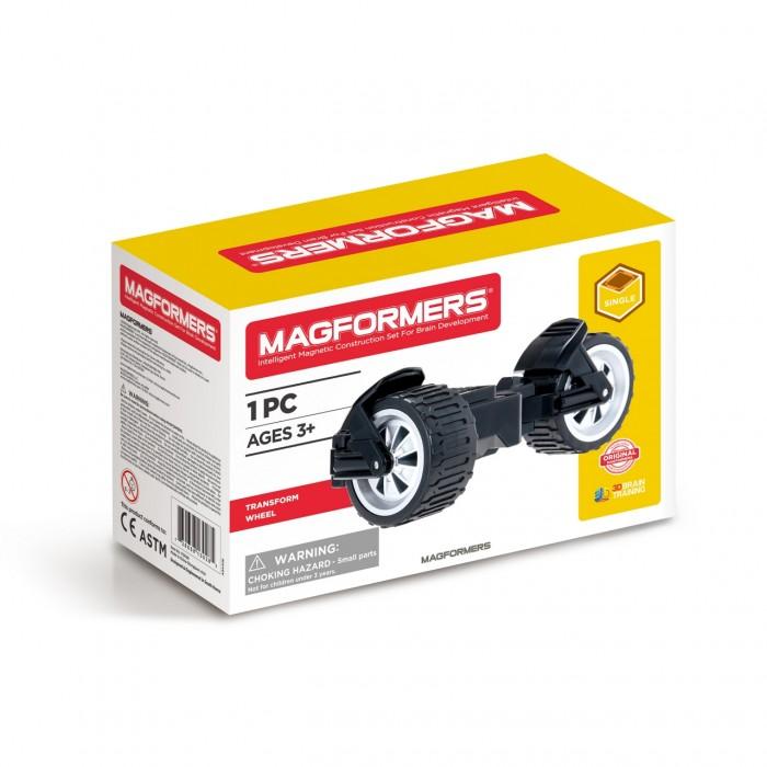 Конструктор Magformers Магнитный Rally Kart Set Girl