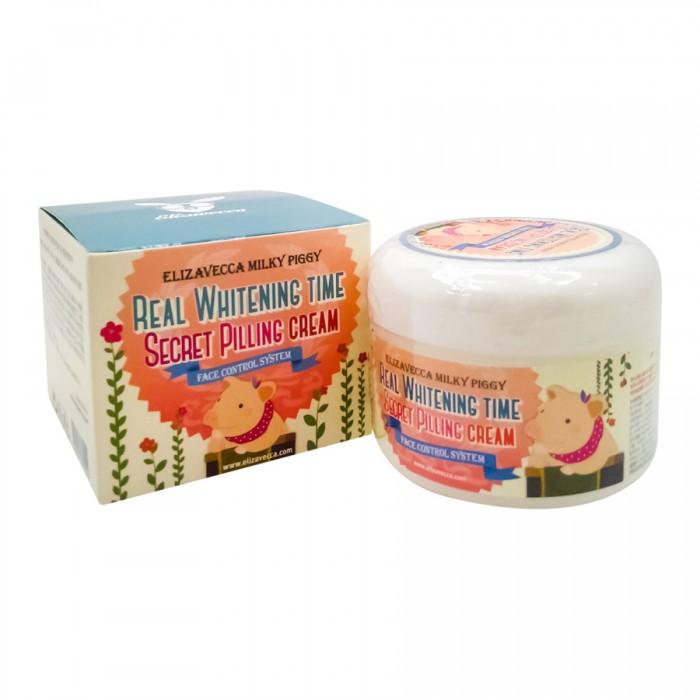 Elizavecca Shea Butter Питательный крем-бальзам для лица с маслом ши 100 мл