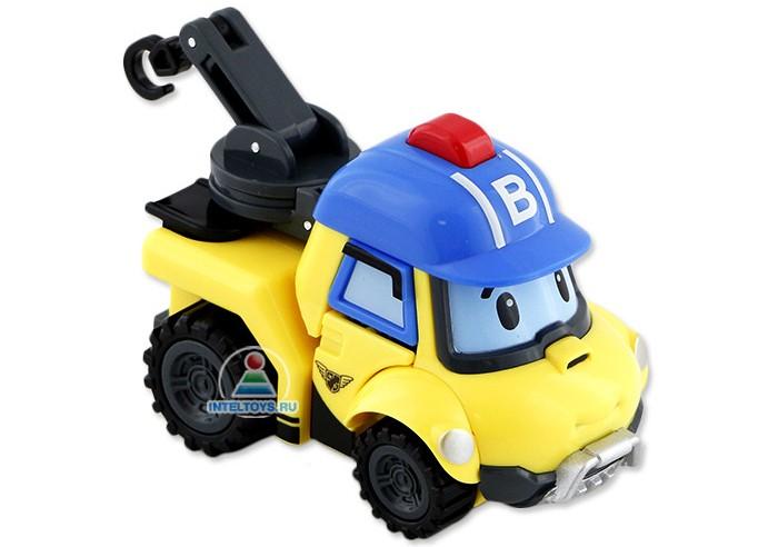 Машины Робокар Поли (Robocar Poli) Металлическая машинка Баки 6 см