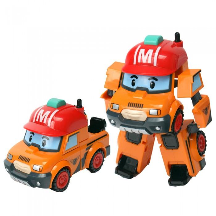 Роботы Робокар Поли (Robocar Poli) Марк трансформер 10 см oldos комбинезон трансформер роботы