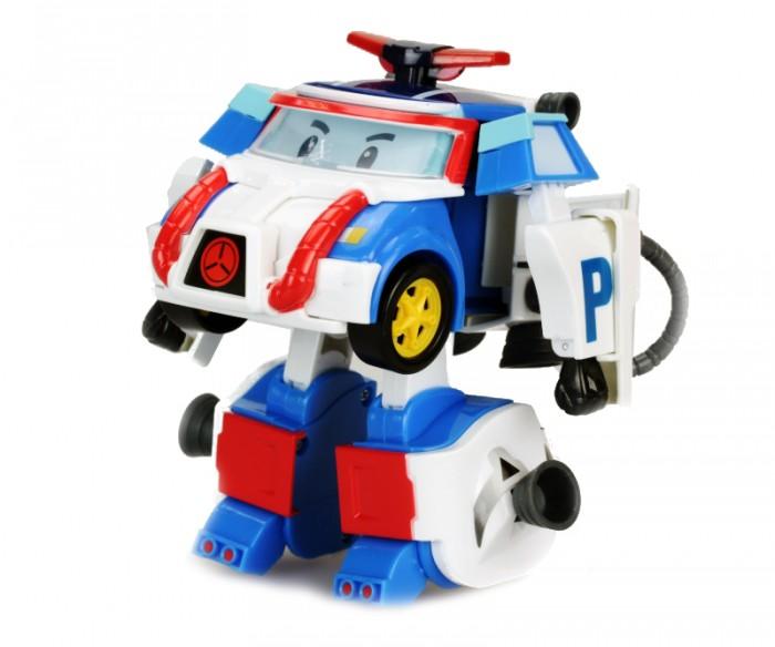 Робокар Поли (Robocar Poli) Поли трансформер 10 см с костюмом астронавта