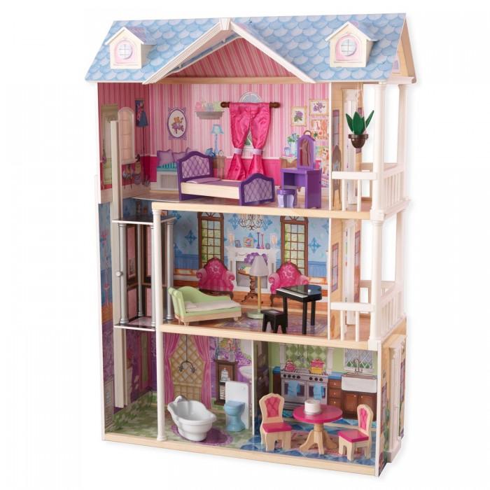 KidKraft Кукольный домик Джульетта с мебелью (12 элементов)