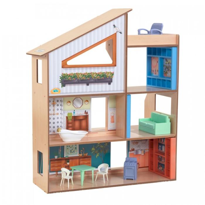 KidKraft Кукольный домик Хазэл