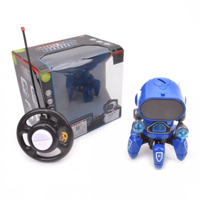 Наша Игрушка Робот на радиоуправлении 360J