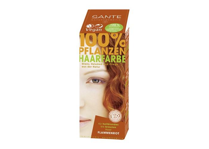 Sante Растительная краска для волос Клубничный блонд 100 г