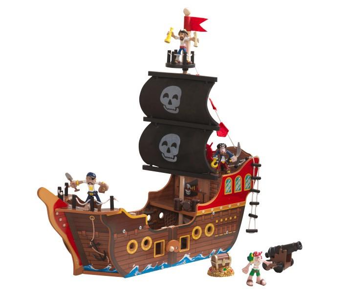KidKraft Игровой набор Пиратский корабль.