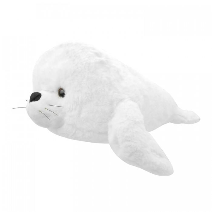 Мягкая игрушка All About Nature Арктический тюлень 30 см