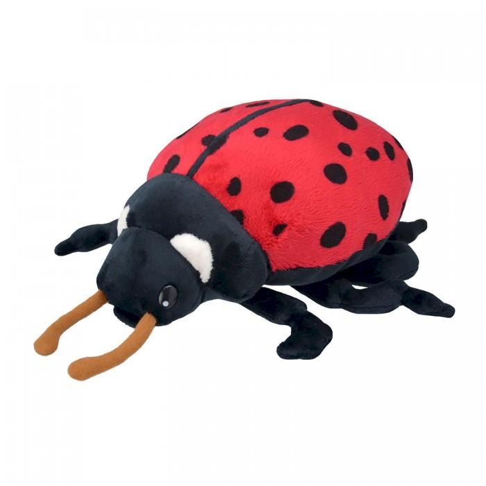 Мягкая игрушка All About Nature Божья коровка 20 см