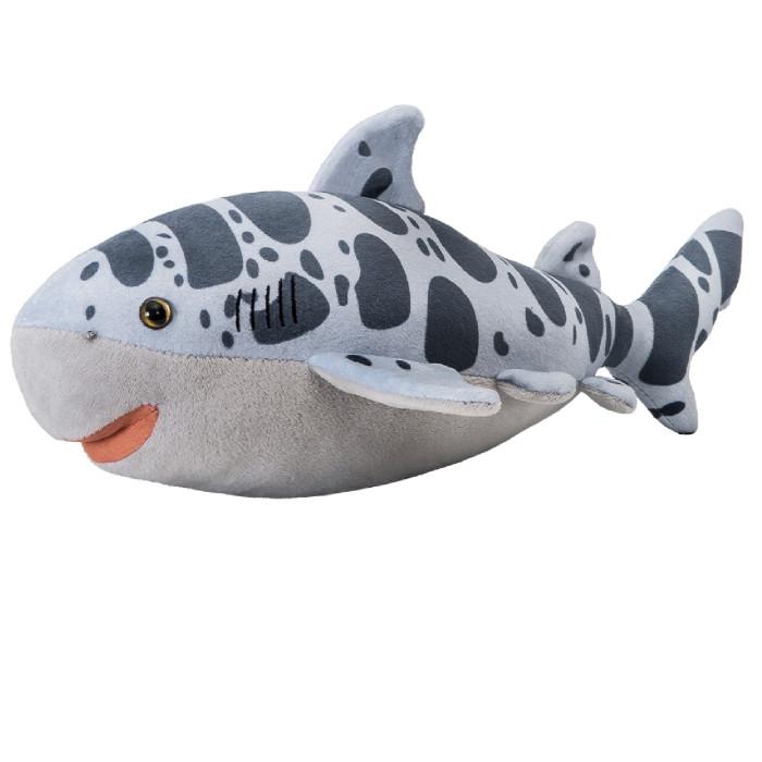 Мягкая игрушка All About Nature Леопардовая акула 25 см