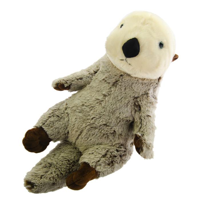 Мягкая игрушка All About Nature Морская черепаха 25 см