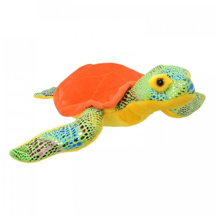 Мягкая игрушка All About Nature Морской конёк 25 см