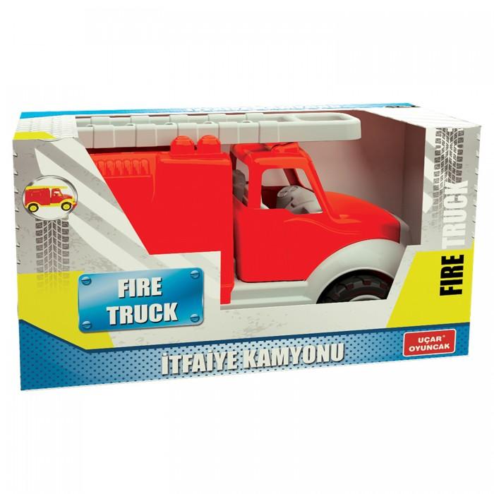 Terides Пожарная машина в коробке 43 см