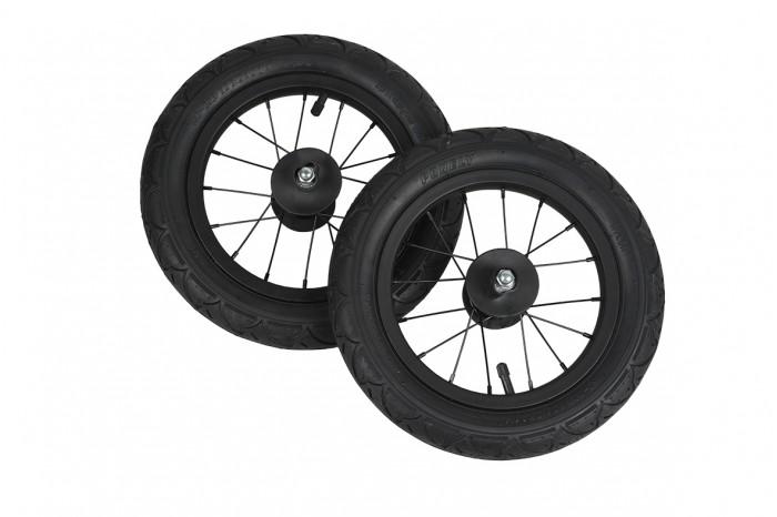 Runbike Колеса надувные для беговела BeckКолеса надувные для беговела BeckСменные надувные колеса сделают ход беговела более мягким.  Диаметр 12 дюймов.  Материал: Алюминиевая втулка и обод. Покрышка и камера резина.<br>