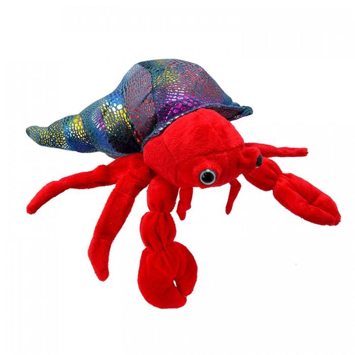Мягкая игрушка All About Nature Рак-отшельник 30 см