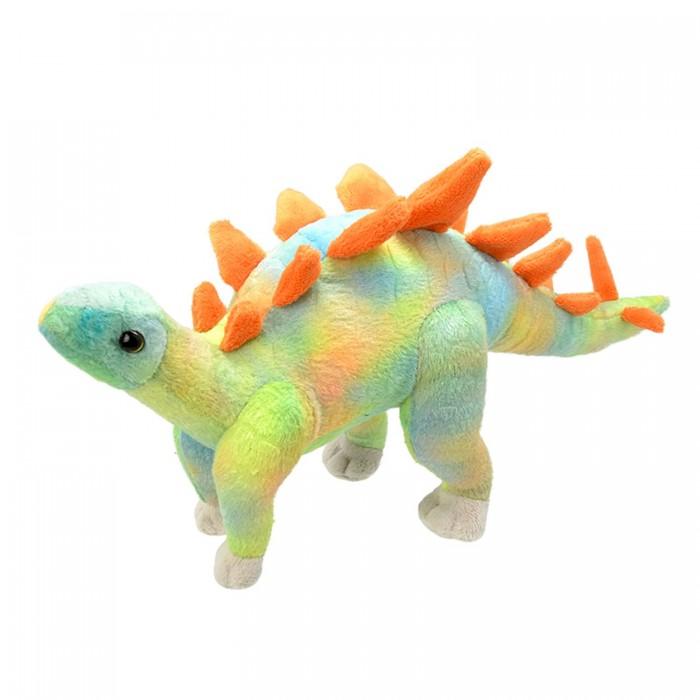 Мягкая игрушка All About Nature Стегозавр 25 см