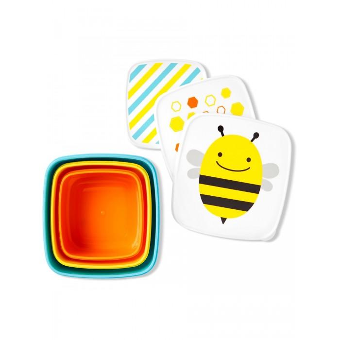 Skip-Hop Набор контейнеров Пчела