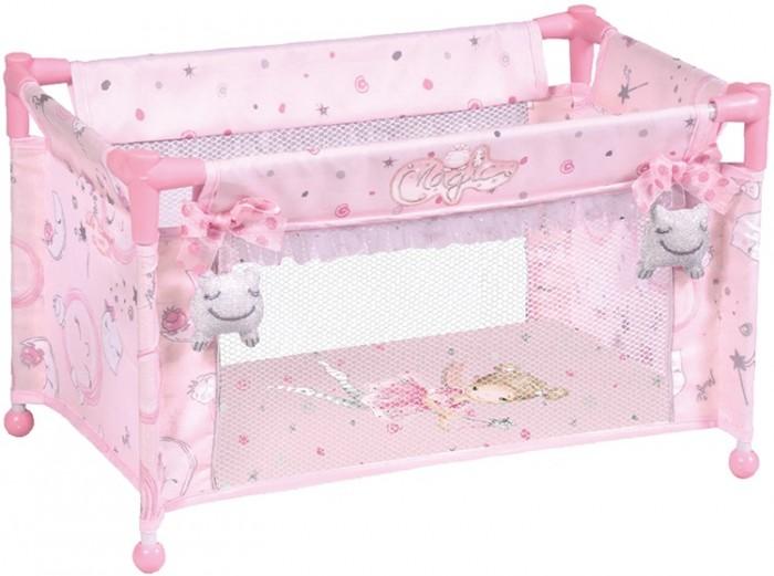 Фото - Кроватки для кукол DeCuevas Манеж Мария 50 см 50034 кроватки для кукол decuevas с аксессуарами мария 55 см