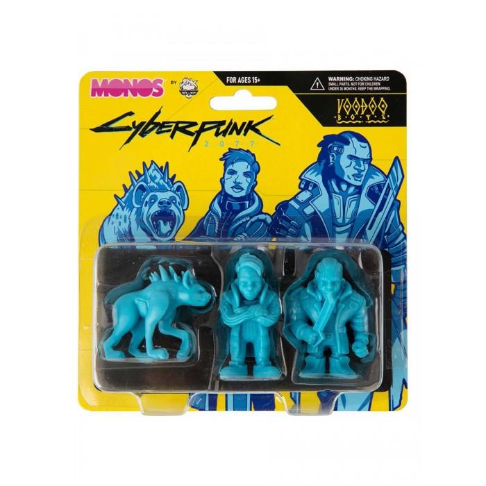 Картинка для Игровые фигурки Cyberpunk Набор фигурок 2077 Monos Voodoo Boys серия 1