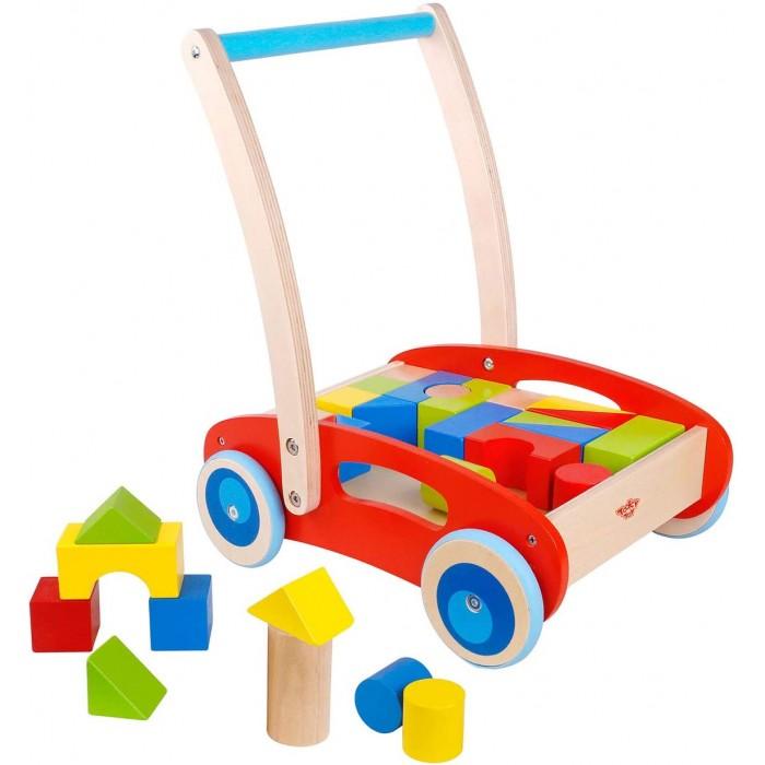 Деревянная игрушка Tooky Toy Игра Слоники