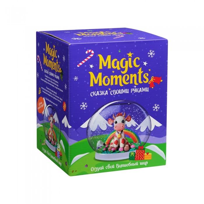 Картинка для Наборы для творчества Magic Moments Набор Волшебный шар Корова
