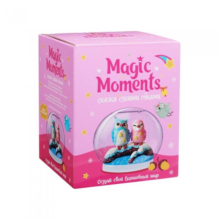 Magic Moments Набор Волшебный шар Совушки