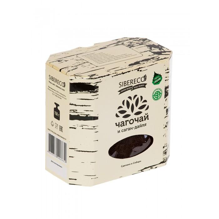 Чай Sibereco Чагочай и саган-дайля гранулированный 150 г чай травяной polezzno саган дайля 50 г