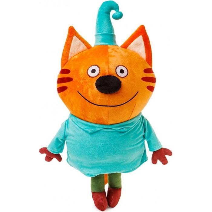 Купить Мягкие игрушки, Мягкая игрушка СмолТойс Компот Три Кота 48 см