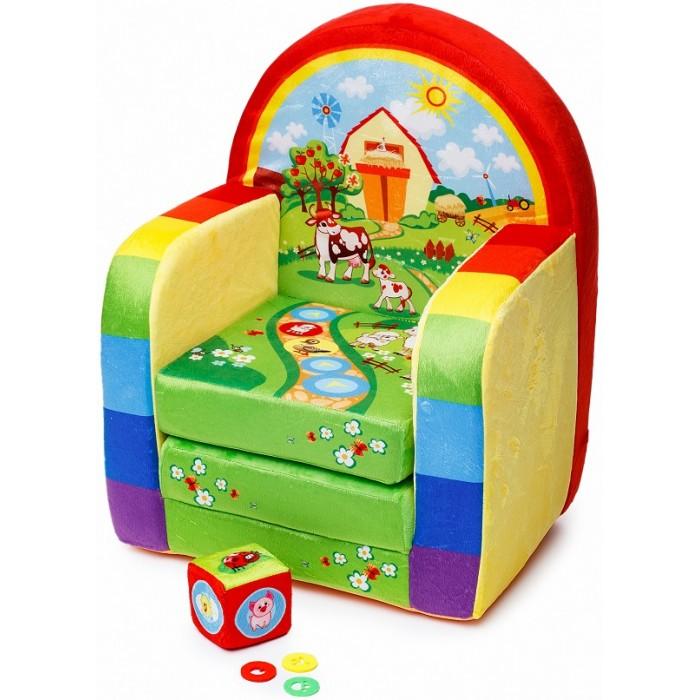 Купить Развивающие игрушки, Развивающая игрушка СмолТойс Кресло Ферма