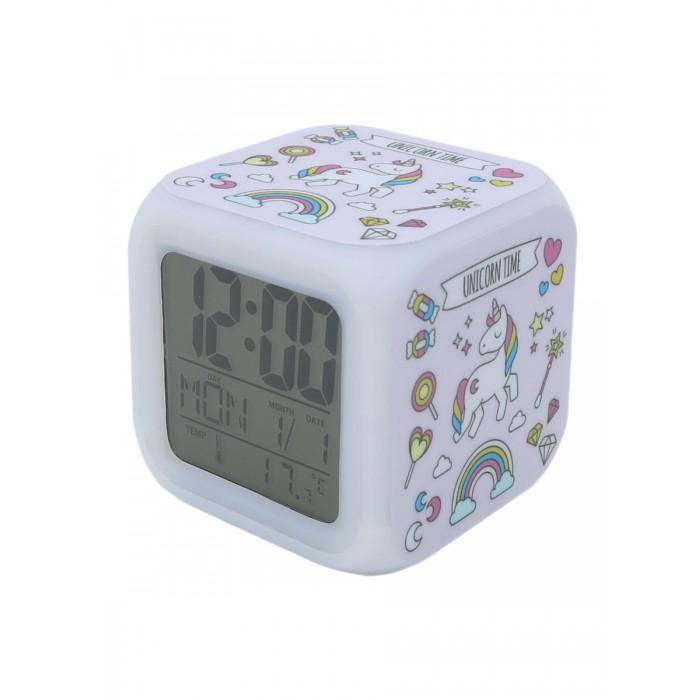 Картинка для Часы Mihi Mihi Будильник Единорог с подсветкой №20