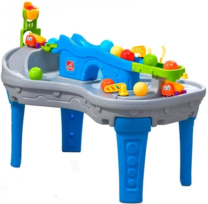 Песочницы Step 2 Игровой столик Трасса