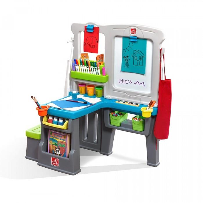 Пластиковая мебель Step 2 Парта Маленький художник