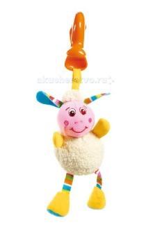 Подвесные игрушки Tiny Love погремушка Овечка Лили игрушки подвески tiny love подвеска погремушка теленок кузя